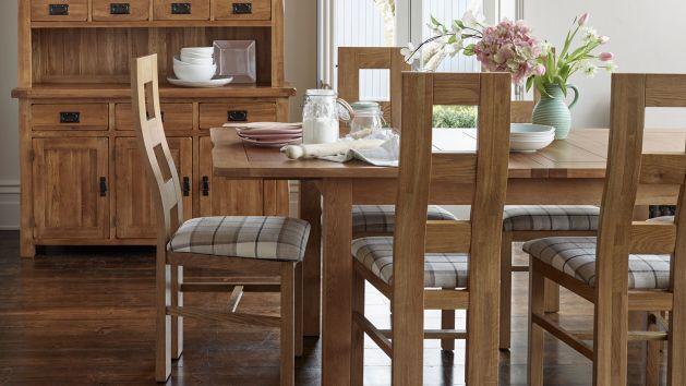 Oak Extendable Dining Tables Extendable Tables Oak