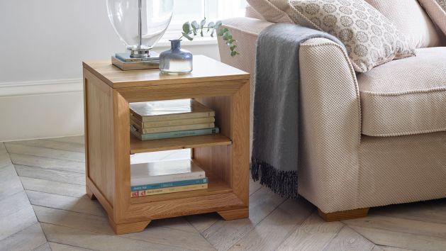 Oak Lamp Tables Occasional Tables Oak Furnitureland