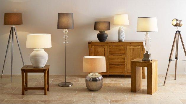 Lamps Floor Lamps Tripod Amp Standing Lamps Oak