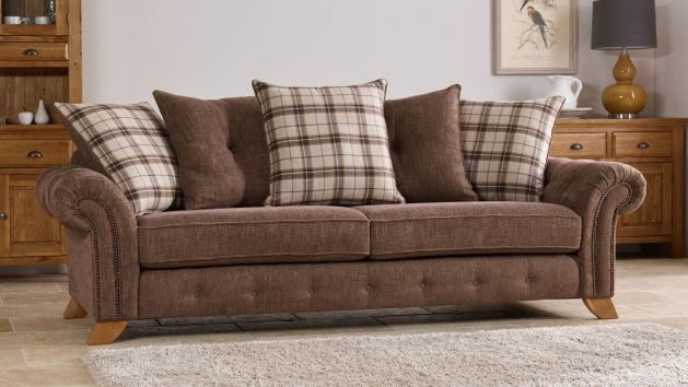 Admirable Fabric Sofas The Montana Range Oak Furniture Land Evergreenethics Interior Chair Design Evergreenethicsorg