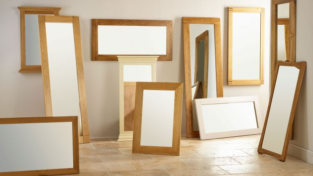 Mirrors Wall Amp Table Mirrors Oak Furnitureland