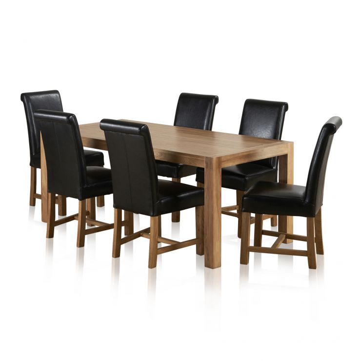 6ft Table With 6 Chairs