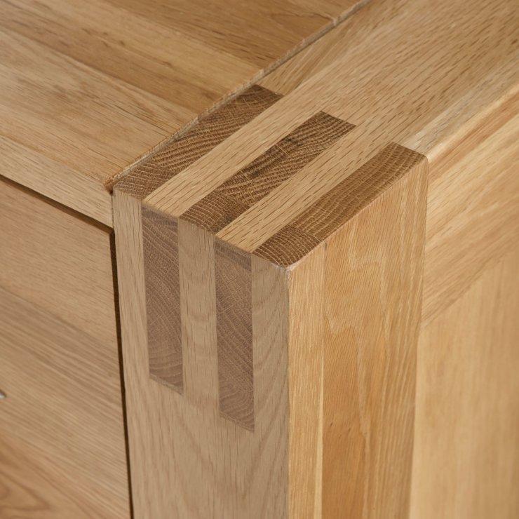 Alto Natural Solid Oak Large Sideboard Oak Furniture Land