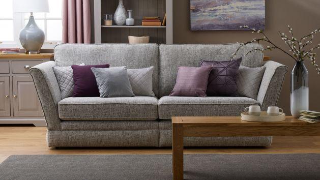 Carrington Fabric Sofas Modern Traditional Oak