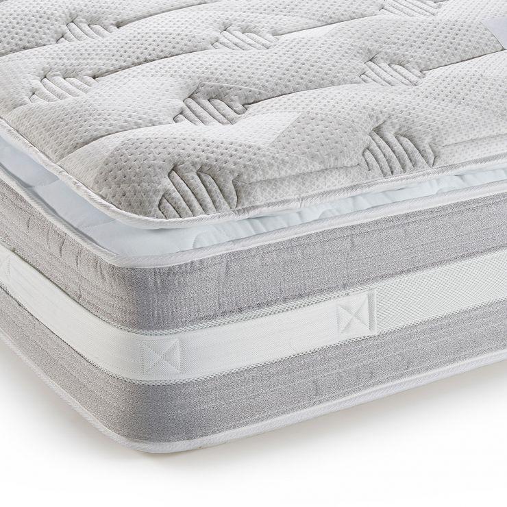 cheap for discount 06bfc 6feb1 Corsham Pillow-Top 3000 Pocket Spring Super King-Size Mattress