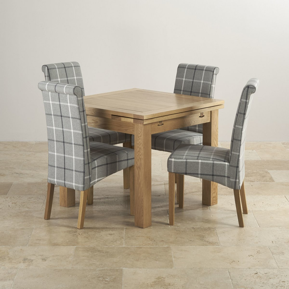 Small Dining Table For 4: Dorset Extending Table