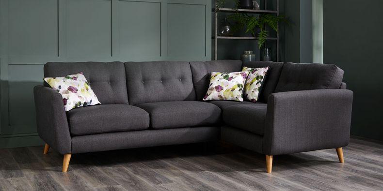 Fabric Sofas | Fabric Corner Sofas | Oak Furnitureland