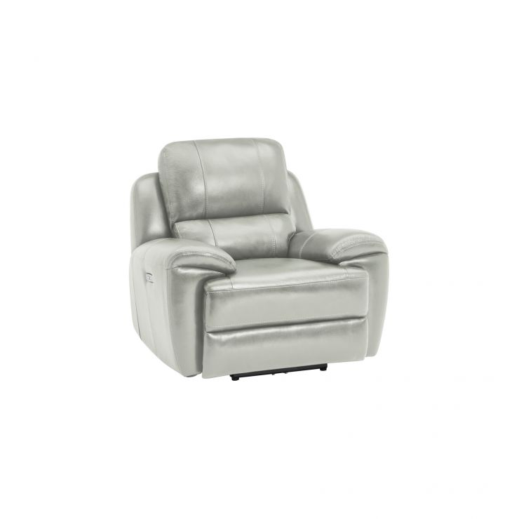 Leather Electric Recliner Sofa Uk: Finley Electric Recliner Armchair