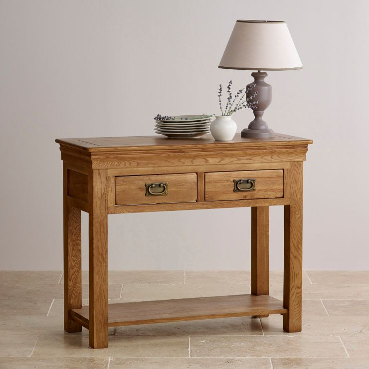 Farmhouse Console table | Farmhouse Hallway Table