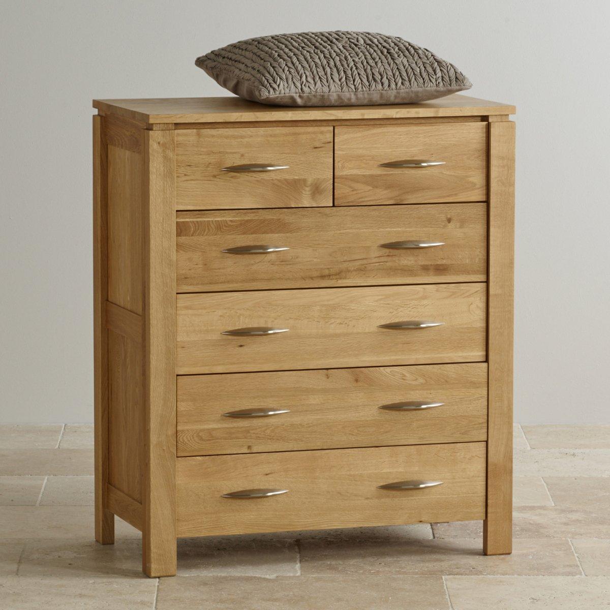 galway natural solid oak 4 2 chest of drawers. Black Bedroom Furniture Sets. Home Design Ideas