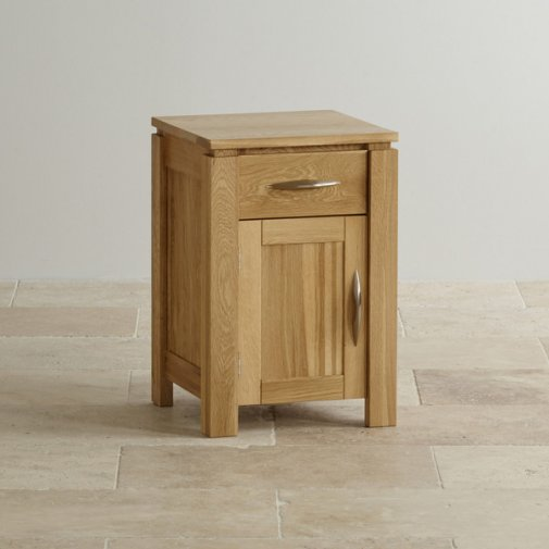 Galway Natural Solid Oak Bedside Table