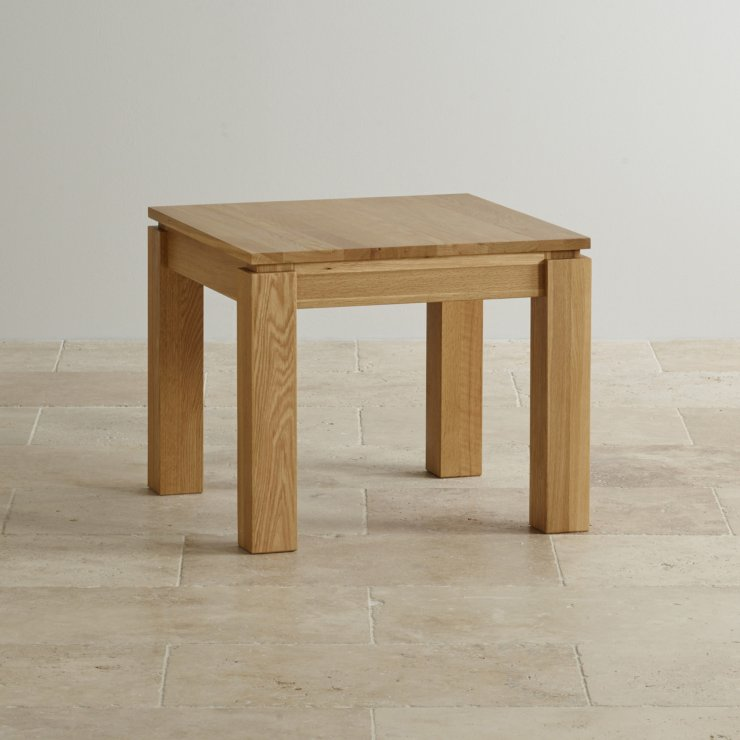 Galway Natural Solid Oak Coffee Side Table Lounge