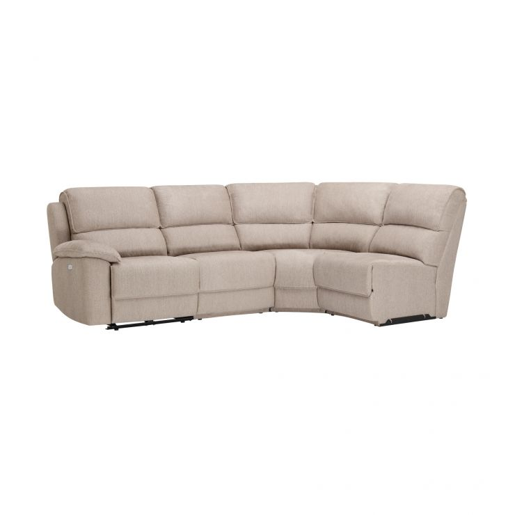 Goodwood Electric Modular Sofa Group 4 Corner Recliner