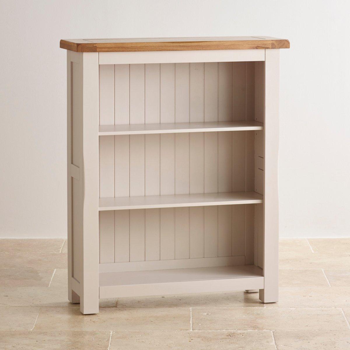 Kemble Small Solid Oak Small Bookcase