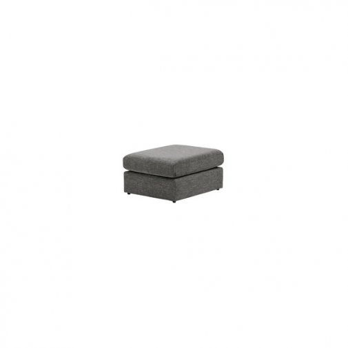 Morgan Footstool in Santos Grey