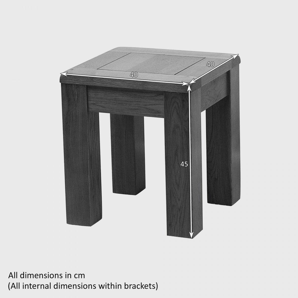 Original Rustic Square Stool in Rustic Oak Oak Furniture  : original rustic solid oak square stool 562a32c4dc3ca9ca8d1ae009861df725420dcf7695413 from www.oakfurnitureland.co.uk size 1200 x 1200 jpeg 89kB
