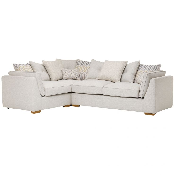 What Does Right Hand Corner Sofa Mean: Pasadena Right Hand Corner Pillow Back Sofa