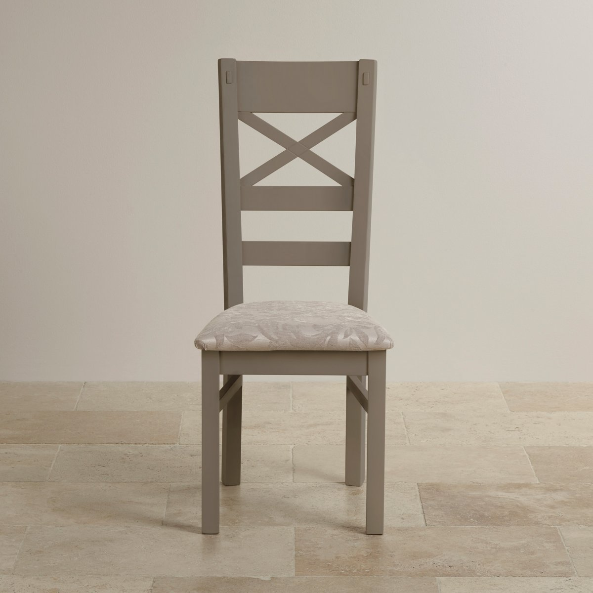 st ives light grey painted oak and plain sage dining chair. Black Bedroom Furniture Sets. Home Design Ideas