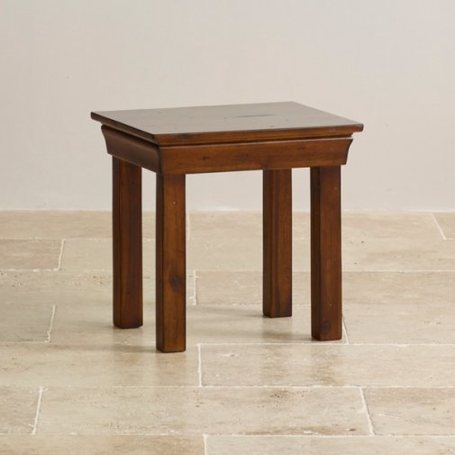 Victoria Solid Hardwood Dressing Stool