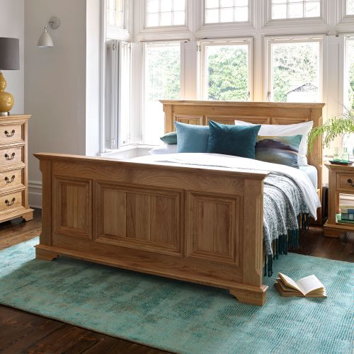Bedroom Furniture | Solid Oak Bedroom Sets UK | Oak Furniture Land