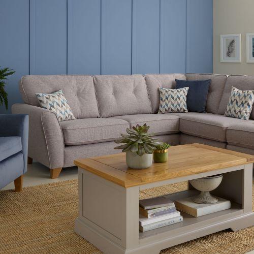 Fabric Sofas Fabric Sofa Beds Oak Furniture Land