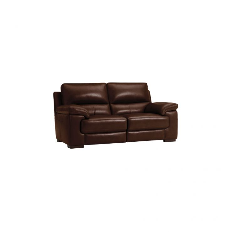 Vision Modular Group 8 in Brown Leather