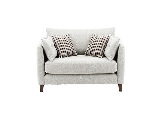 Bari Cuddle Chair in Sweet Marl