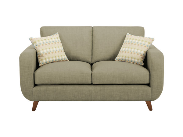Brooklyn Medium Sofa in Como Cream