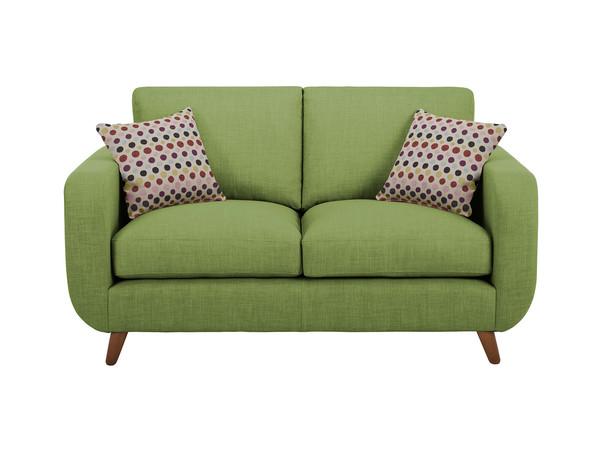Brooklyn Medium Sofa in Como Lime