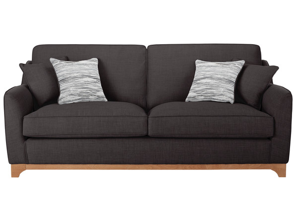 Large sofa shop for cheap sofas and save online for Long island sectional sofa grey fabric