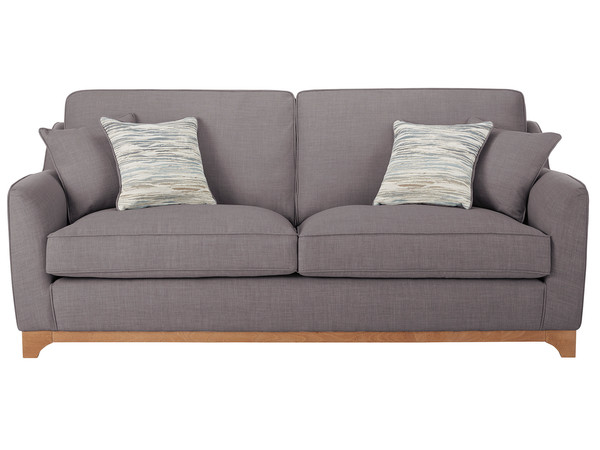 Large fabric sofa shop for cheap sofas and save online for Long island sectional sofa grey fabric