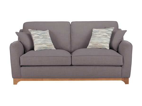 Grey fabric sofa shop for cheap sofas and save online for Long island sectional sofa grey fabric