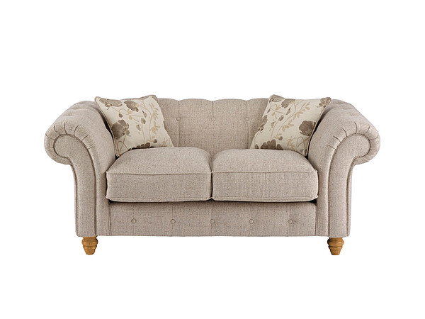 Cream fabric sofa shop for cheap sofas and save online for Small cream sofa