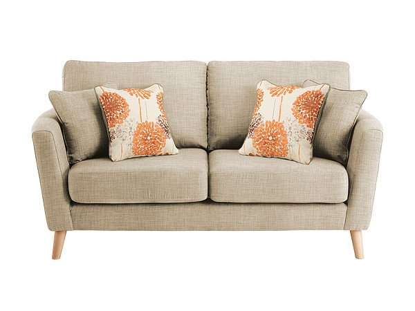 Buy cheap orange sofa compare sofas prices for best uk deals for Cheap sofa packages