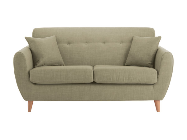 Empire Medium Sofa in Como Cream