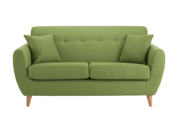 Empire Medium Sofa in Como Lime