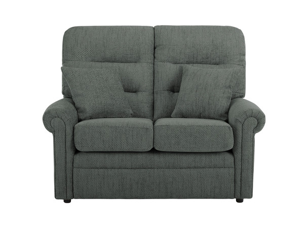 Harlem Medium Sofa in Taboo Charcoal