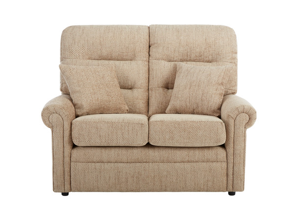 Harlem Medium Sofa in Taboo Wheat