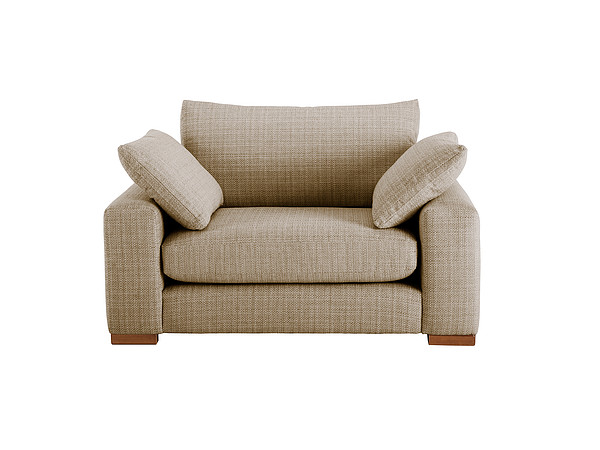 Jackson Cuddle Chair in Casual Taupe