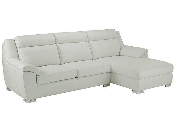 Discount shopping lincoln corner sofa with double sofa bed for Grey double divan