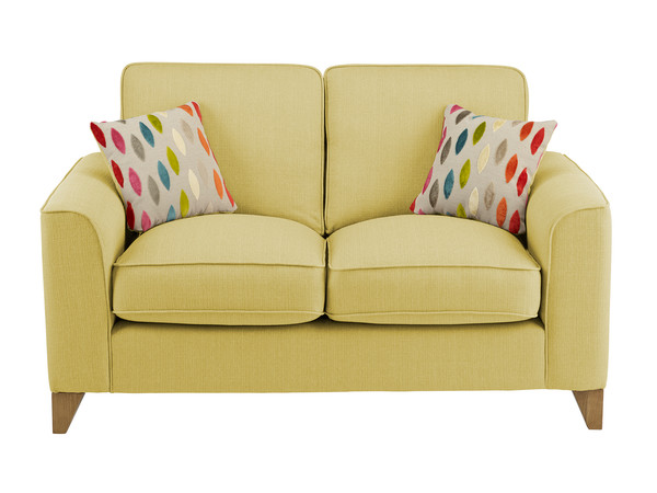 Newton Medium Sofa in Costa Lime