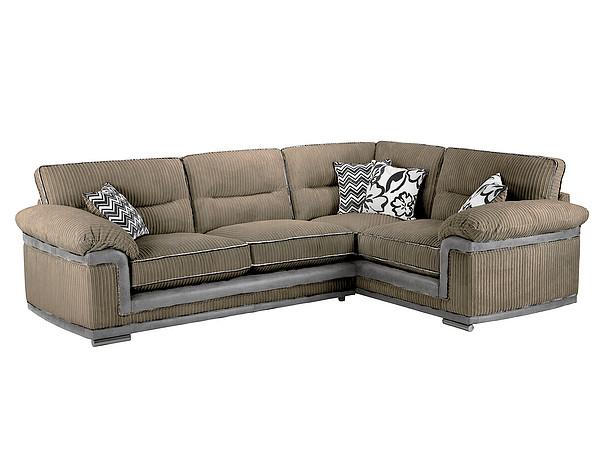 Sofas Tasmin Corner Sofa High Back Right Facing in Jeremy Mink